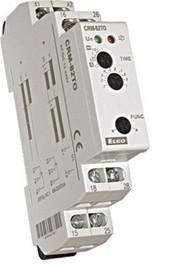 TIME RELAY, TRUE DELAY OFF 12-240V ACDC 2C/O, 8A 0.1S-10M 1 MOD. WIDE , DIN MTG.