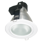 Downlight Contoured Reflector Recessed