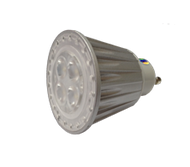 Dimmable 7W LED Lamp, GU10 based