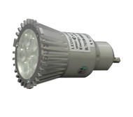 Dimmable 8W high power LED lamp