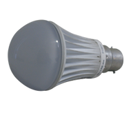 Dimmable 9W LED lamp, BC based