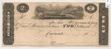 $2 Post Note Cincinnati