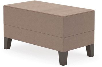 Fremont Has Fully Upholstered Sides w/ a Durable HPL Top