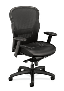 basyx by Hon Executive Mesh High-Back Chair