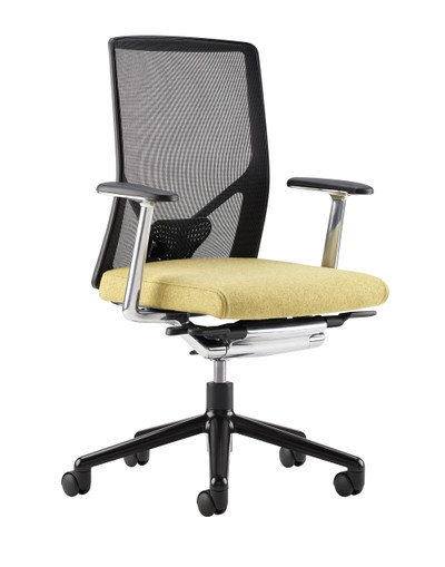 Wabi Performance Mesh Back Executive Task