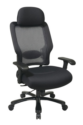 Attrayant Big U0026 Tall Professional AirGrid Chair
