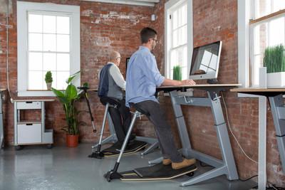 Focal Locus Standing Desk Seat OfficeChairsUSA