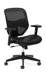 basyx by Hon Mesh Seat and High Back Task Chair