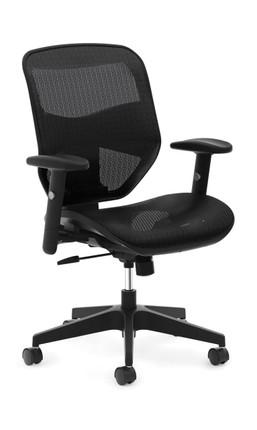 hon mesh seat and high back task chair officechairsusa