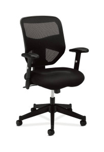 basyx by Hon Padded Mesh Seat High Back Chair (HVL531)