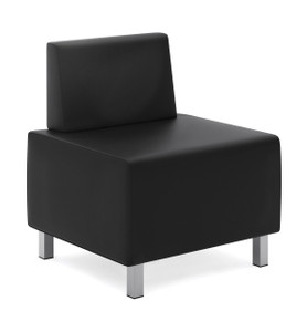 basyx by Hon Leather Modular Chair