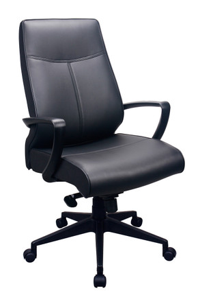 tp300 tempur-pedic™ leather executive chair - officechairsusa