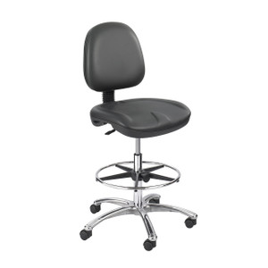 True Comfort™ Extended Height Workbench Chair