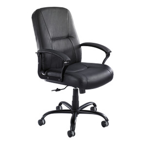 Ordinaire Serenity™ Big And Tall Leather Executive Chair