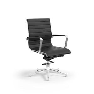 Side chair version in black