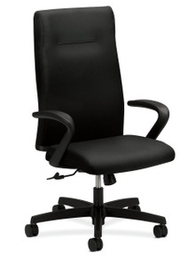 Hon Ignition High Back Heavy Duty Executive in NT10 Black