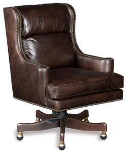 Premium Artisan Leather in Chestnut Brown