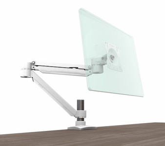 Symmetry Allure Lite Single Arm, standard white