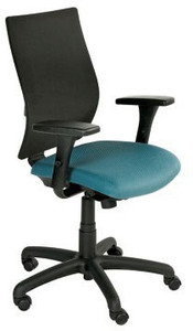 Shiloh Task with Bayou Upholstered Seat