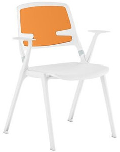 Maui Stacker with orange insert and arms