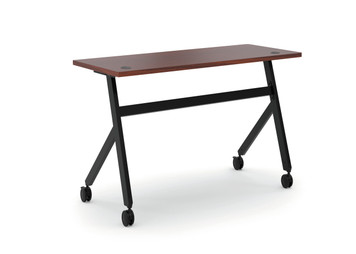 "Fixed Base 48"" Multi-Purpose Table, Chestnut"