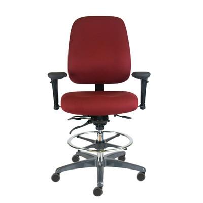 Office Master Intensive Heavy Duty Stool OfficeChairsUSA