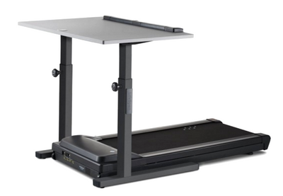 LifeSpan TR5000 DT5 Treadmill Desk, Charcoal Frame