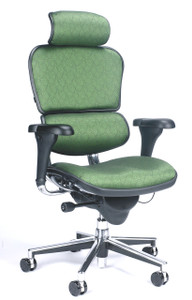 Ergohuman Upholstered High Back Executive