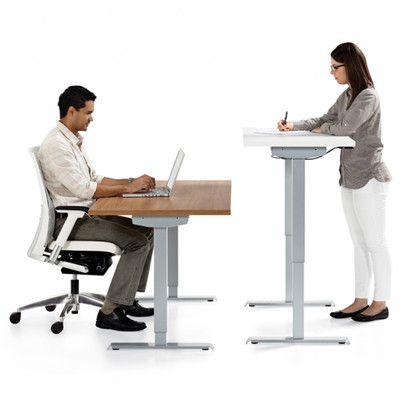 Foli Height Adjustable Desk Officechairsusa