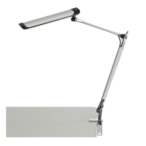 Z-Arm™ Cl& LED Lighting silver  sc 1 st  Office Chairs Usa & Desktop Lighting | Desk Lamps for Sale |OfficeChairsUSA