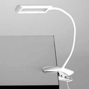 White 6W Clamp-On LED Lighting