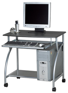 Argo PC Workstation with Anthracite desktop