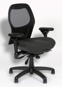 Sola Mesh Back Task by BodyBilt ™ : body built chairs - Cheerinfomania.Com