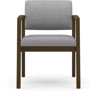 Lenox Open Arm Guest Chair (Exact chair not pictured)