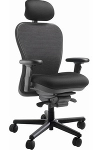 Nightingale CXO Heavy Duty High Back Executive Chair