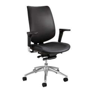 Moxy™ High Back Task Chair with upholstered back