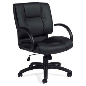 Beau Offices To Go Luxhide Executive Conference Chair