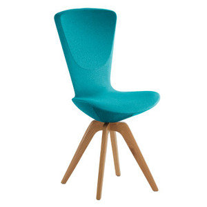 Varier Invite Guest with wood legs and Fame 7069