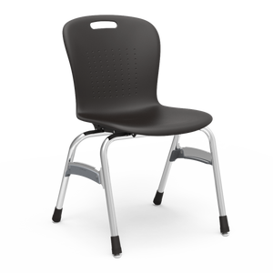 Sage Series Student Stacker, black