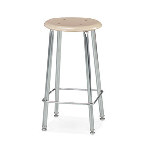 "121 Series Stool, 23.875"" in Sandstone"