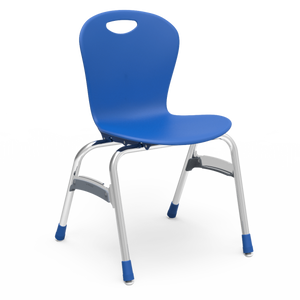 "Zuma Series Student Stacker 18"" in cobalt"