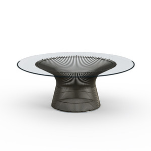 "KnollStudio Platner Bronze 42"" Coffee Table"