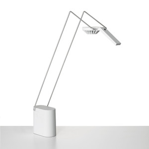 Knoll Sparrow Light, Freestanding Base in White