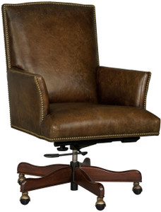 Polesworth Executive Swivel Tilt in Marbled Brown