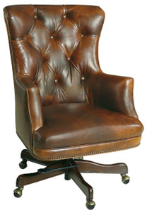 Batley Executive Swivel Tilt with button tufted detail