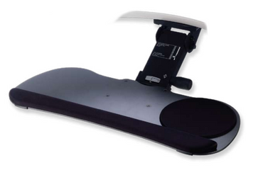 Ovation™  Extended Articulating Arm SlimForm™ 27 Keyboard Tray