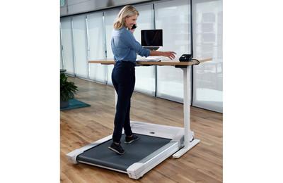 Unsit Walk 1 Treadmill Desk Sold Separately