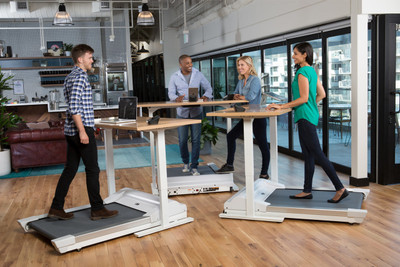 Charmant UnSit Walk 1 Treadmill, Desk Sold Separately