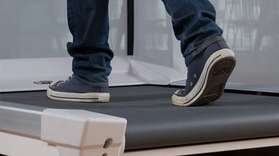 Treadmill For Desk Quiet Walking Treadmill Officechairsusa