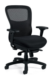 Offices to Go Executive Mesh Ergonomic Chair